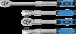 Carraca reversible, extensible 12,5 mm (1/2) 305 - 445 mm