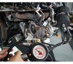 Herramienta de comprobación para sistemas turbo