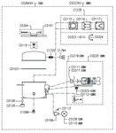 Compresor de aerógrafo de bajo ruido 8 bar, 9 litros.
