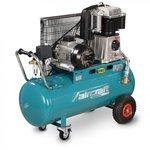 Compresor de aceite accionado por correa 10 bar - 100 litros 3x400V