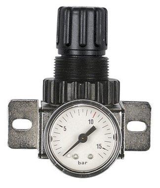 Regulador de presion para aire comprimido