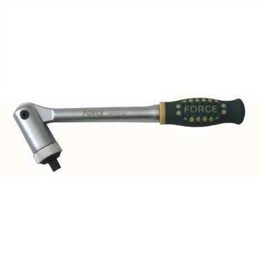 3/8 Llave reversible desmontado 235mm cabezal flexible