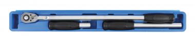 Carraca reversible, extensible 12,5 mm (1/2) 220 - 360 - 565 mm