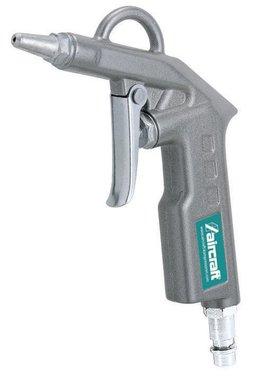 Pistola de soplado de aluminio de 25 mm corta / larga