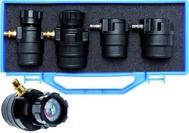 Herramienta de prueba para sistemas de cargador turbo, 55-60-65-70 mm