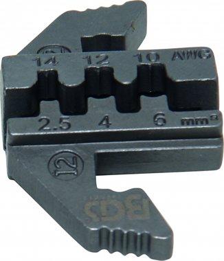 BGS 484 Mordaza grip para chapista con palanca de r/ápida apertura 220 mm