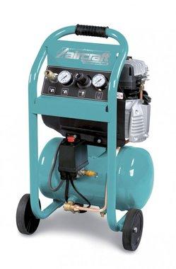 Compresor de construcción compacta con 10 bar, 10 litros.