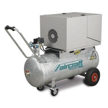 Compresor de pistón 10 bar, 96 kg - 100 litros