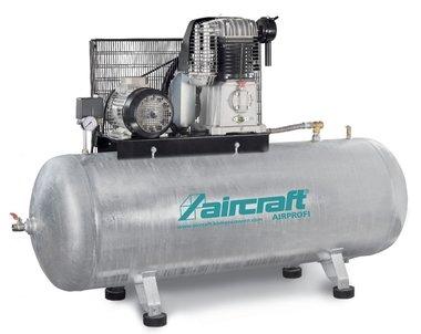 Compresor de pistón 5,5 kw - 10 bar - 270 l - 680 l / min