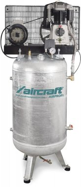 Compresor de pistón 10 bar - 270 litros -780x710x1.870mm