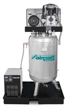 Compresor de pistón 15 bar - 270 litros -745x652x1.860mm